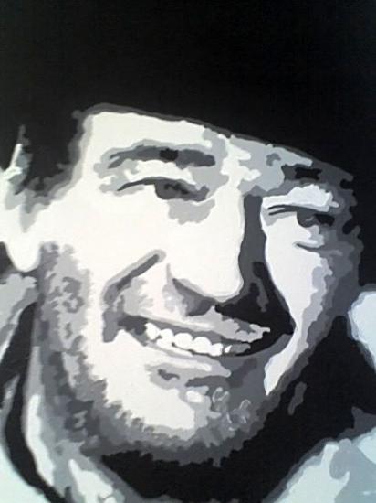 John Wayne by marinamusgrove